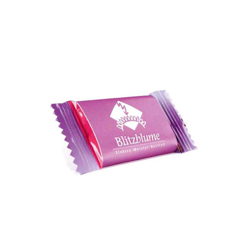 10 g Fruchtschnitte mit Banderole