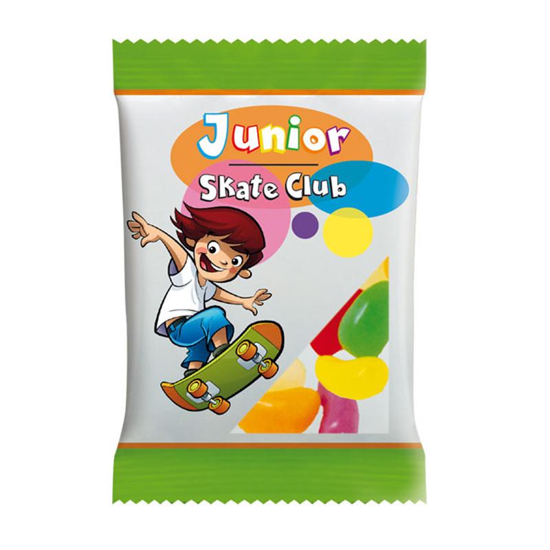 10 g HARIBO Jelly Beans im Werbetütchen mit Logodruck