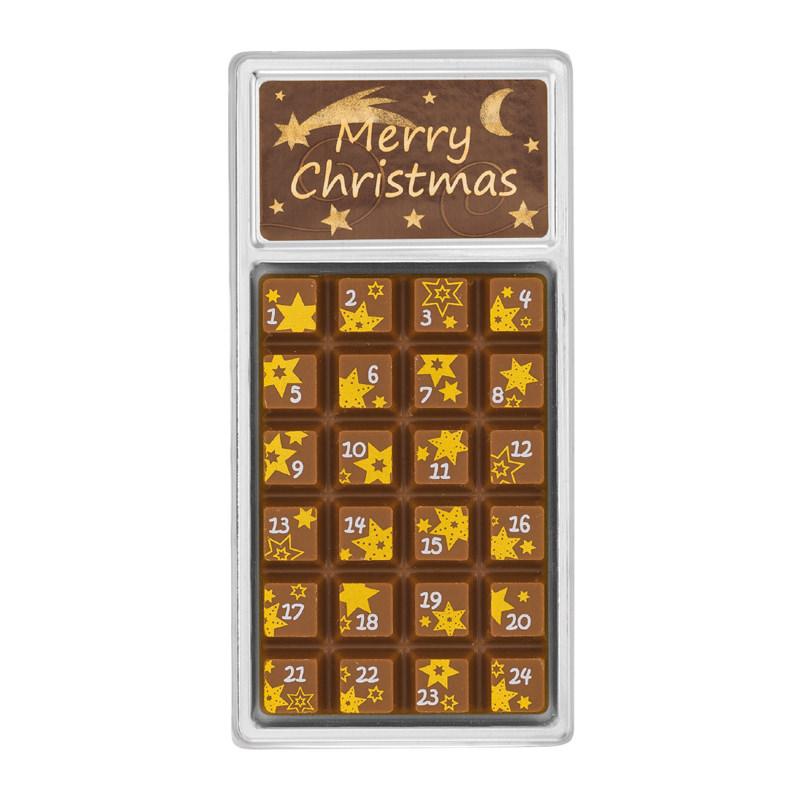 30 g Adventskalender Geschenkpackung Standard