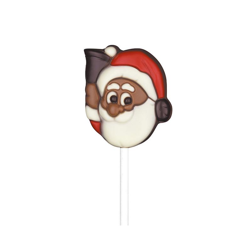 Lolly Weihnachtsmann mit Glocke 15 g