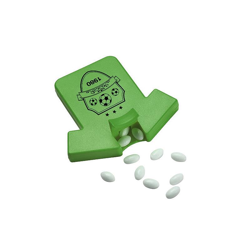 Mint Spender Trikot mit Logodruck