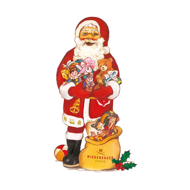 Niederegger Weihnachtsmänner