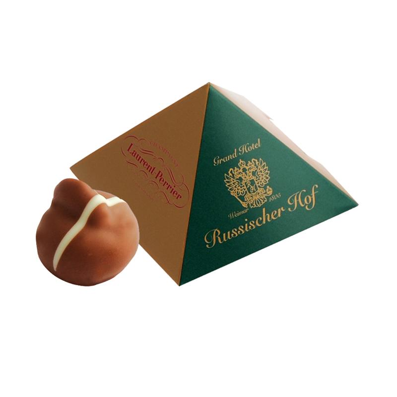 Pyramide mit 1 Trüffel