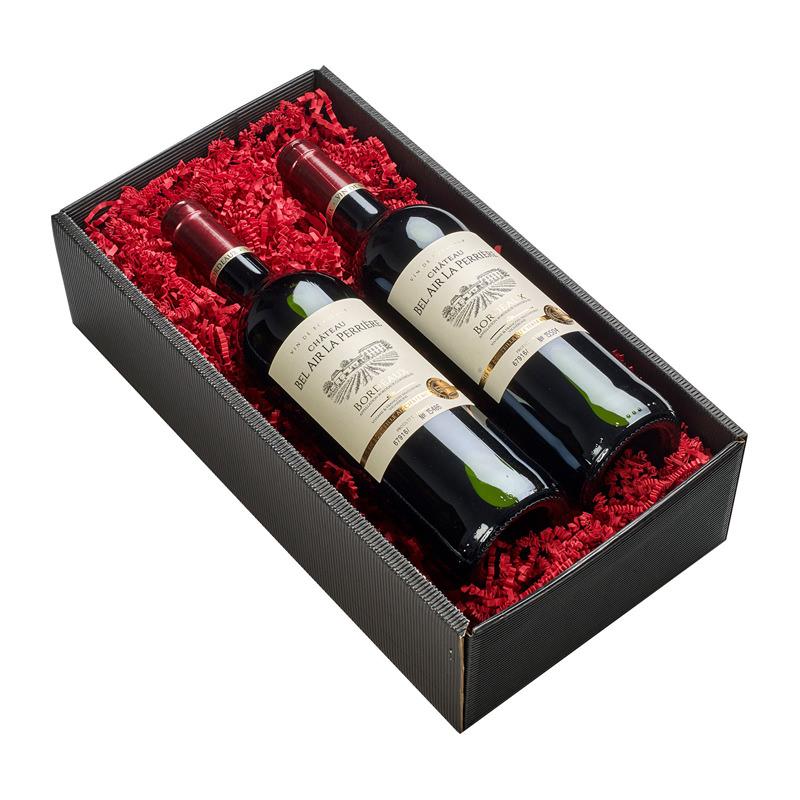 Wein-Präsent Chāteau Bel Air La Perriere