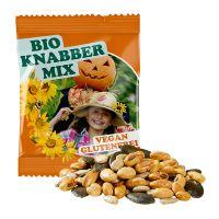 10 g Bio Knabbermix im Werbetütchen mit Logodruck Bild 1