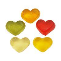 10 g HARIBO Mini-Herzen Fruchtgummi im Werbetütchen mit Logodruck Bild 2