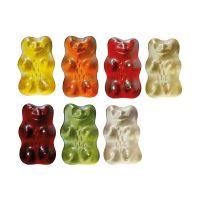 10 g HARIBO Mini Saft-Goldbären im Werbetütchen mit Logodruck Bild 2