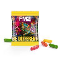 10 g Mini HITSCHIES Kaubonbon Mix im Werbetütchen Bild 1