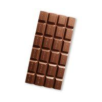 100 g HACHEZ Schokoladentafel mit Banderole und Werbedruck Bild 2