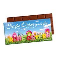 100 g Lindt Premium Schokoladentafel in Werbekartonage Bild 3