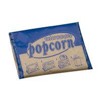 100 g salziges Mikrowellen-Popcorn in Box mit Logodruck Bild 2
