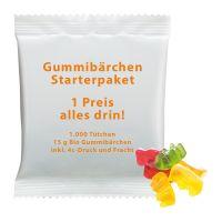 15 g Bio Gummibärchen 4c Starterpaket Bild 1