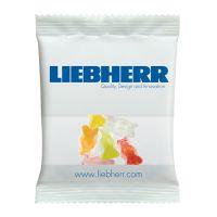 15 g HARIBO Mini-Goldbären im Werbetütchen mit Logodruck Bild 1