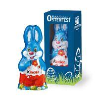 15 g Kinder Schokolade Harry Hase in Werbekartonage mit Logodruck Bild 2