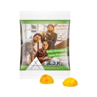 15 g Vitamin Fruchtgummi Minitüte mit Logodruck Bild 3