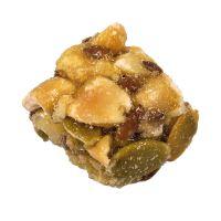 18 g Bio Crunchy Müsli Würfel Lemon im Werbetütchen mit Logodruck Bild 2