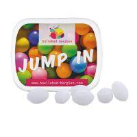 19 g Bonbons in Klappdeckeldose mit Werbedruck Bild 2