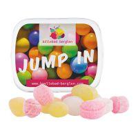 19 g Bonbons in Klappdeckeldose mit Werbedruck Bild 3