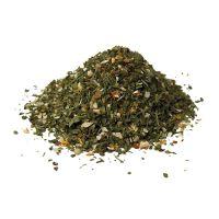 20 g Salatkräuter im Reagenzglas mit Werbedruck Bild 2