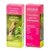 20 g Vogelfutter-Box mit Werbedruck Bild 3