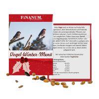 20 g Vogelfutter-Tütchen mit Werbedruck Bild 1
