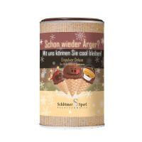 238 g Vanille-Eispulver in der XL Dose mit Werbebedruckung Bild 4