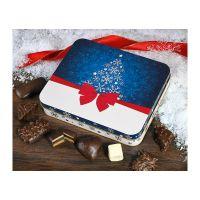 250 g Lebkuchen-Gebäckmischung in Präsentdose mit Logoeindruck Bild 3