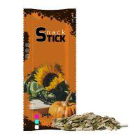 30 g Bio Kürbis- und SonnenblumenkernMix im Stickpack mit Werbedruck Bild 1