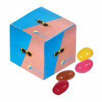 30 g Jelly Beans Factory in einer Werbebox mit Logodruck Bild 1