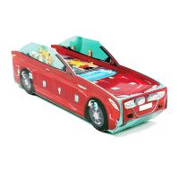 3D Adventskalender Auto individuell bedruckt Bild 2