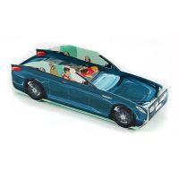 3D Adventskalender Auto individuell bedruckt Bild 1