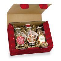 3er Do it yourself Flaschen-Set im Geschenkkarton Bild 1