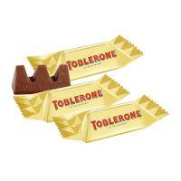 3er TOBLERONE Mini in Werbekartonage mit Logodruck Bild 3