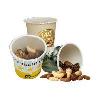 40 g Bio NusskernMix im Werbebecher mit Werbedruck Bild 1