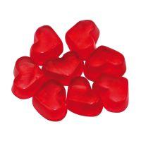 6,5 g HARIBO rote Mini-Herzen Fruchtgummi im Werbetütchen mit Logodruck Bild 2
