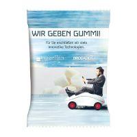 6 g HARIBO Mini Chamallows im Werbetütchen mit Logodruck Bild 1