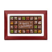 70 g Adventskalender Geschenkpackung Standard Bild 2