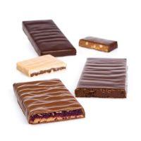70 g handgeschöpfte zotter Schokoladentafel mit Logodruck Bild 4