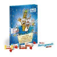Adventskalender kinder Happy Moments Mini Mix mit Werbedruck Bild 2
