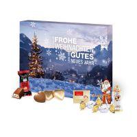 Adventskalender Lindt Premium-Selection mit Werbedruck Bild 2