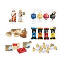 Adventskalender Lindt Premium-Selection mit Werbedruck Bild 3