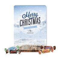 Adventskalender Mars Miniatures Mix mit Werbedruck Bild 2