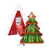 Adventskalender Weihnachtsbaum mit Werbeeindruck Bild 2