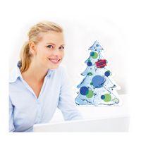 Adventskalender Weihnachtsbaum mit Werbeeindruck Bild 3