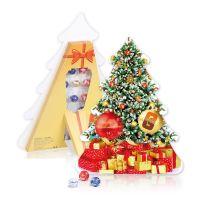 Adventskalender Weihnachtsbaum mit Werbeeindruck Bild 1