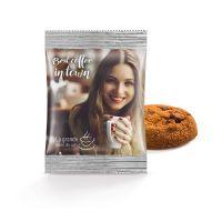 Bahlsen Schokoladen Cookie mit Logodruck Bild 1