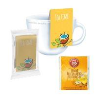 Beuteltee Thai Ingwer-Mango mit Werbereiter und Bedruckung Bild 1