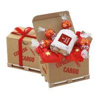 Cargo Box Xmas 1 mit Werbeanbringung Bild 1