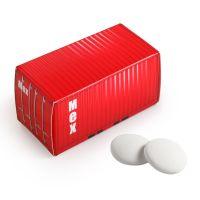 Container Imperiale Pfefferminz mit Werbebedruckung Bild 1