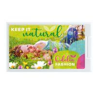 Cool Card kompostierbar mit Werbedruck Bild 2
